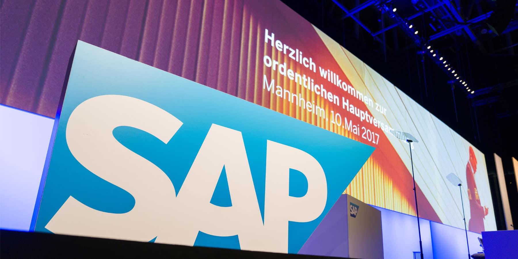Ubister élu partenaire européen de l'année 2017 pour ByDesign par SAP