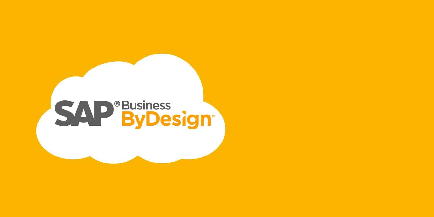 Pourquoi choisir SAP Business By Design, logiciel en mode SaaS, pour sa gestion d'entreprise