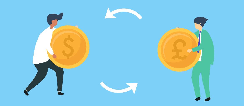 Snap, exchange rate, partenaire Ubister
