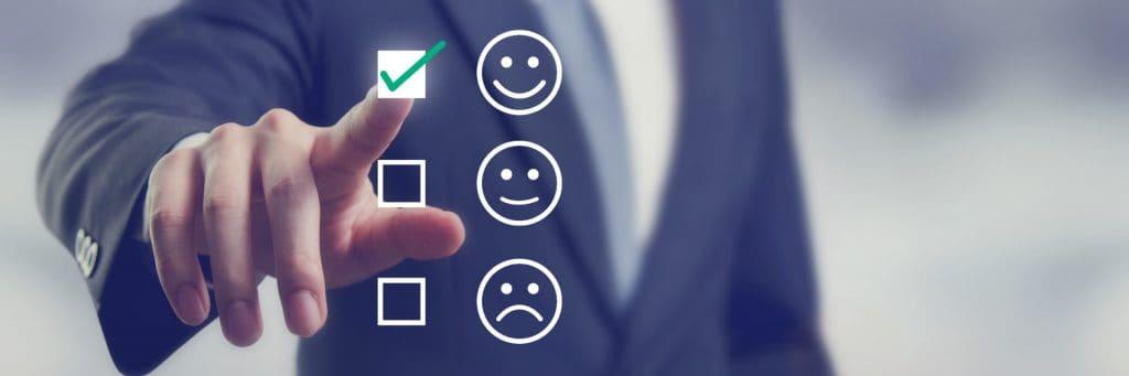 la satisfaction client